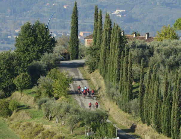 bike trip in the tuscan hills - ChronòPlus